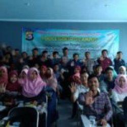 Polda Banten Goes To Campus