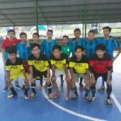 Futsal Game Class Meeting STIA Banten