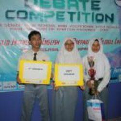 STIA Banten Menggelar lomba English Debate